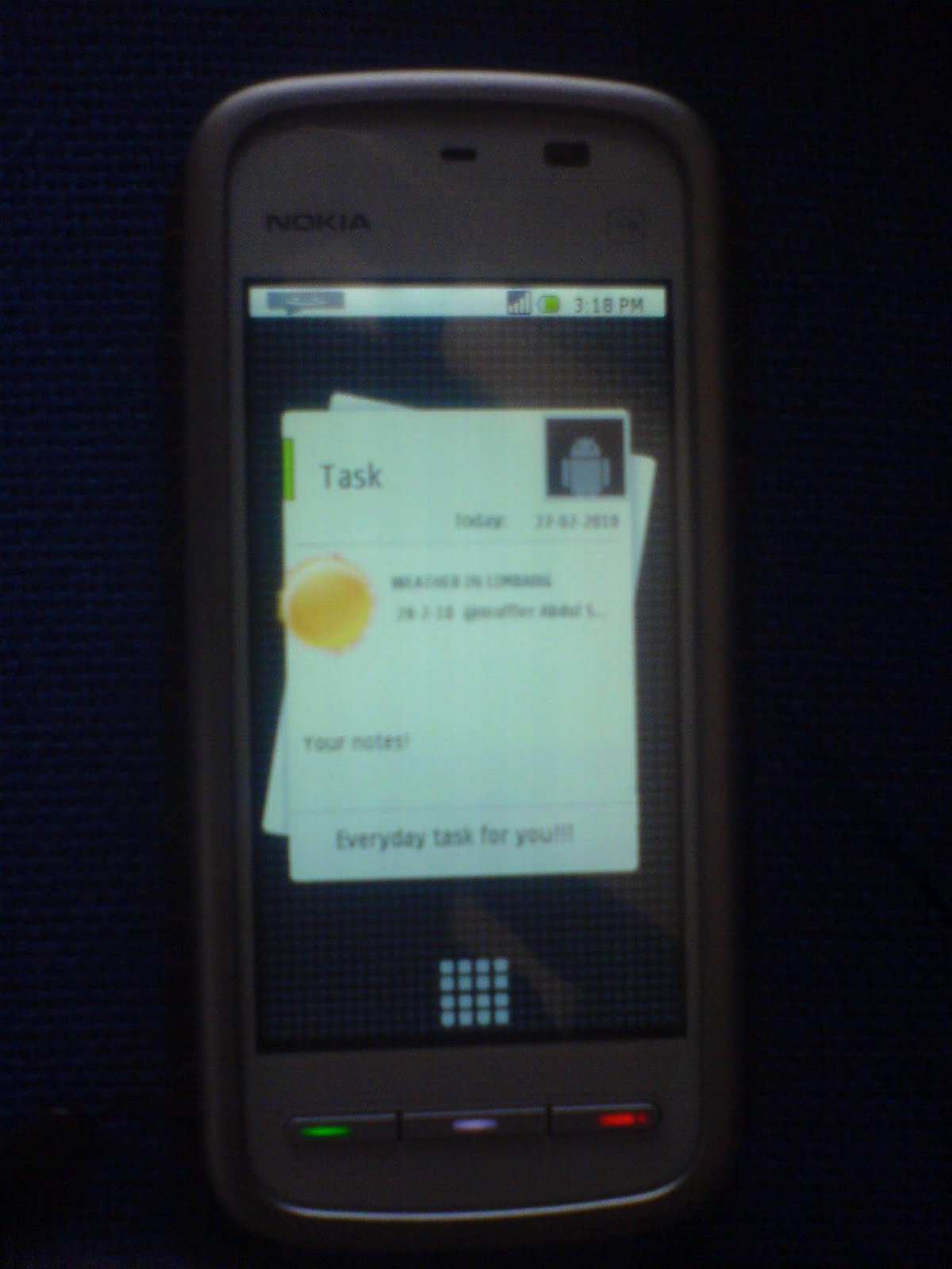 Download android gdesk for nokia 5233 software